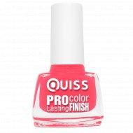 Лак для ногтей «Quiss» Pro Color, тон 13, 6 мл.