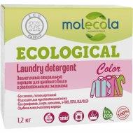Стиральный порошок «Molecola» для цветного белья, 1.2 кг.