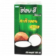 Кокосовое молоко 60% «AROY-D» 500 мл.