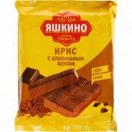 Ирис «Яшкино» с шоколадным вкусом, 140 г.