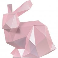Набор для творчества 3D «Фигура» кролик Няш, розовый
