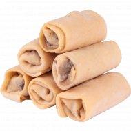 Блинчики «Панские» с ветчиной, сыром и грибами, 1 кг., фасовка 0.6-0.8 кг