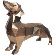 Набор для творчества 3D «Фигура» такса Алекс, бронза