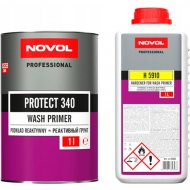 Грунт реактивный «Novol» Protect 340, 1+1, 37211, 1 л
