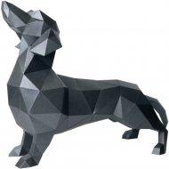 Набор для творчества 3D «Фигура» такса Алекс, черный