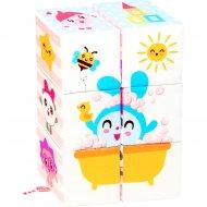 Игрушка кубики «Малышарики» Мультики.