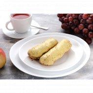 Пирожное «Эклер» лимонный, 80  г.