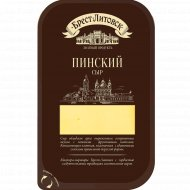 Сыр «Брест-Литовск» Пинский 48 %, 150 г.