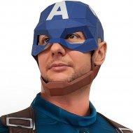 Набор для творчества «Маска» Капитан Америка