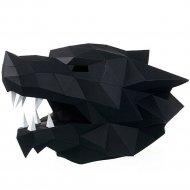 Набор для творчества «Маска» волк,черный