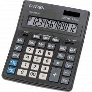 Калькулятор настольный «Citizen» 12 разрядов, CDB1201-BK.