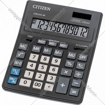 Калькулятор «Citizen» CDB1201-BK.