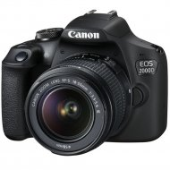 Зеркальный фотоаппарат «Canon» EOS 2000D.