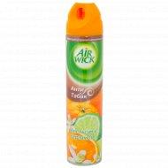Освежитель воздуха «Air Wick» апельсин и бергамот 240 мл.