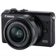 Беззеркальный фотоаппарат «Canon» EOS M100 2209C012 Black.