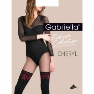 Колготки женские «Gabriella» Cheryl, 60 den, размер 2, Nero