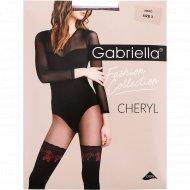 Колготки женские «Gabriella» Cheryl, 60 den, размер 3, Nero