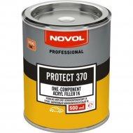 Грунт акриловый «Novol» Protect 370, 1К, однокомпонентный, 37440, 0.5 л