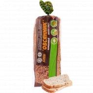 Хлеб «Овсянник» упакованный, нарезанный, 550 г.