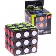 Кубик-Рубика «Черный с кружком» 1573902-341.
