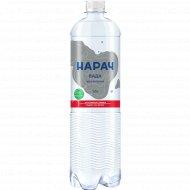Вода питьевая «Нарач» газированная, 1 л.