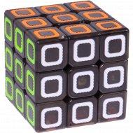 Кубик-Рубика «Черный с ободком квадрата» 1682372-067.