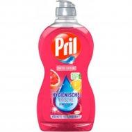 Средство для мытья посуды «Pril» Дуо Актив, лимон, 450 мл.
