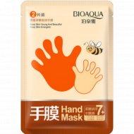 Медовая маска «BioAqua» для рук, 35 г.