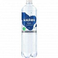 Вода питьевая «Нарочь» среднегазированная, 1 л.