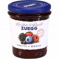 Джем из лесных ягод «Zuegg» пастеризованный, 320 г.