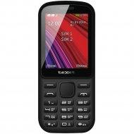 Мобильный телефон «Texet» TM-208 красный.
