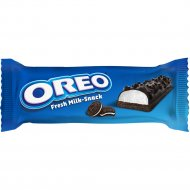 Пирожное бисквитное «Oreo Fresh Milk-Snack» глазированное, 30 г.