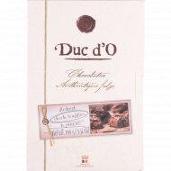 Бельгийские трюфели «Duc d'О« горький шоколад 100 г.