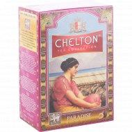 Чай черный листовой «Chelton» Paradis, с добавлением маракуйи, 100 г