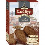 Смесь мучная «ХлебБург» хлеб Рижский, 450 г.