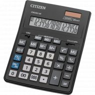 Калькулятор настольный «Citizen» 16 разрядов, CDB1601-BK.