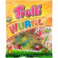 Мармелад жевательный «Trolli» червячки вуррли, 100 г