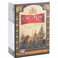 Чай зеленый листовой «Chelton» Gunpowder, 100 г