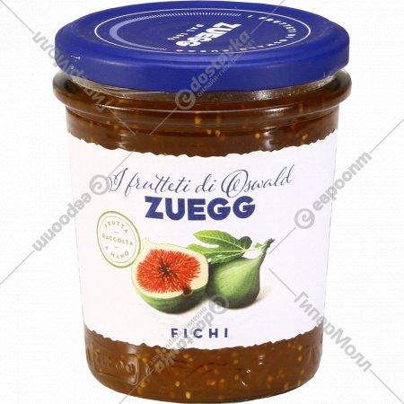 Джем из инжира «Zuegg» пастеризованный, 330г.