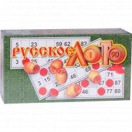 Игра настольная «Русское лото» С1347792.