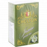 Чай зеленый листовой «Chelton» с добавлением жасмина, 100 г
