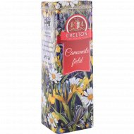 Чай черный листовой «Chelton» Camomile Field, 80 г