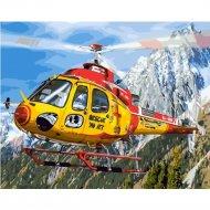 Картина по номерам «Picasso» Спасатели в Альпах, PC4050604