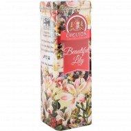 Чай черный листовой «Chelton» Lily, 80 г