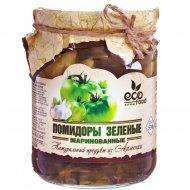 Помидоры зеленые «Ecofood Armenia» маринованные, 530 г.