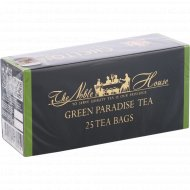 Чай зеленый «Chelton» Nobel House Green Paradise, 25 пакетиков