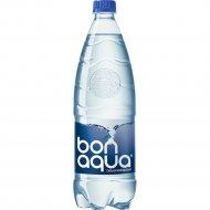 Вода питьевая «Bonaqua» сильногазированная, 1 л.