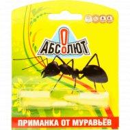 Приманка от муравьев «Абсолют» 4 пробирки.