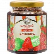 Варенье из клубники «Карельский продукт» 320 г.