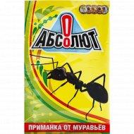 Приманка от муравьев «Абсолют» 5 г.